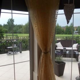 lipcowy ogród i taras :)