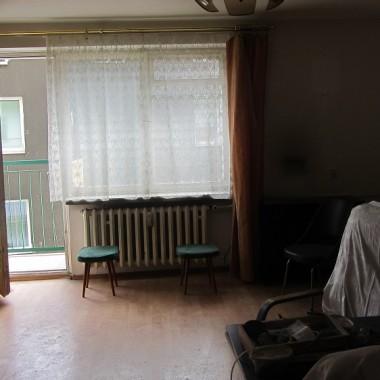 M1 czyli jak przerobić pokój na salon, sypialnię i garderobę