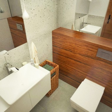 toaleta betonowa