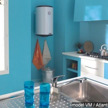 ogrzewacz wody VM - grzałka ceramiczna/miedziana