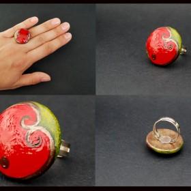 sezon na jabłka i..pierścienie &#x3B;)