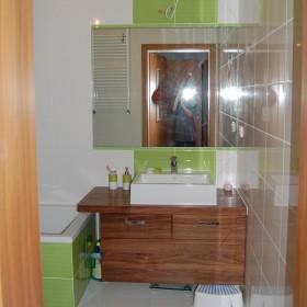 Nasza mała łazienka