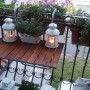 Pozostałe, mini balkon
