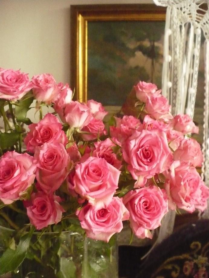 Pozostałe, Jeszcze październik............. - ...............i róże.................