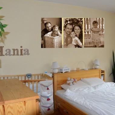 Sypialnia rodziców z dzieckiem - pomocy