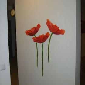 Portrety ze zdjęć, artystyczne malowanie ścian