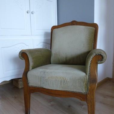 Fotel na sprzedaż