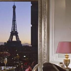 Paryskie wnętrza