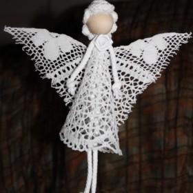 aniołki na choinkę i inne rzeczy na Bożenarodzenie