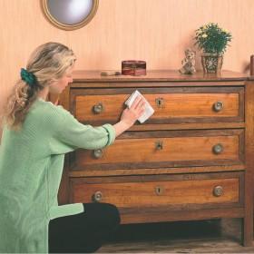 Akcja – renowacja! Przywracamy drewnianym meblom dawny blask