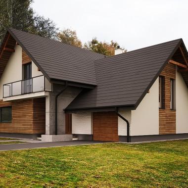 Projekt Elewacji Domu Jednorodzinnego Deccoriapl