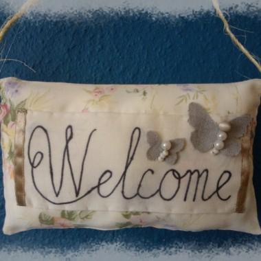 zawieszka Welcome