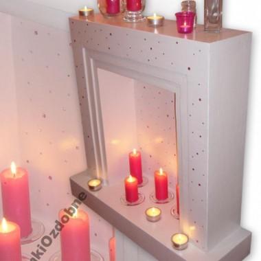 Kominki Ozdobne na świeczki do kazdego wnetra
