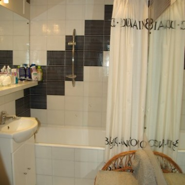 Moje mieszkanie - łazienka