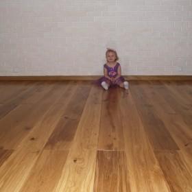 Deska podłogowa, podłoga drewnian, dąb, jesion