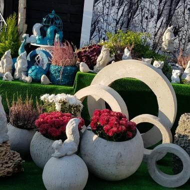 Jesienna biżuteria do ogrodu