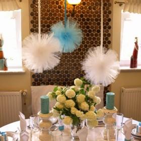 Kilka pomysłów na dekoracje stołu