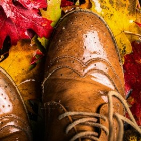 Czyszczenie butów - poradnik