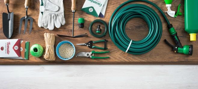 Jak przygotować narzędzia ogrodnicze na nowy sezon