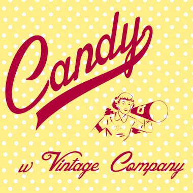 Candy w Vintage Company