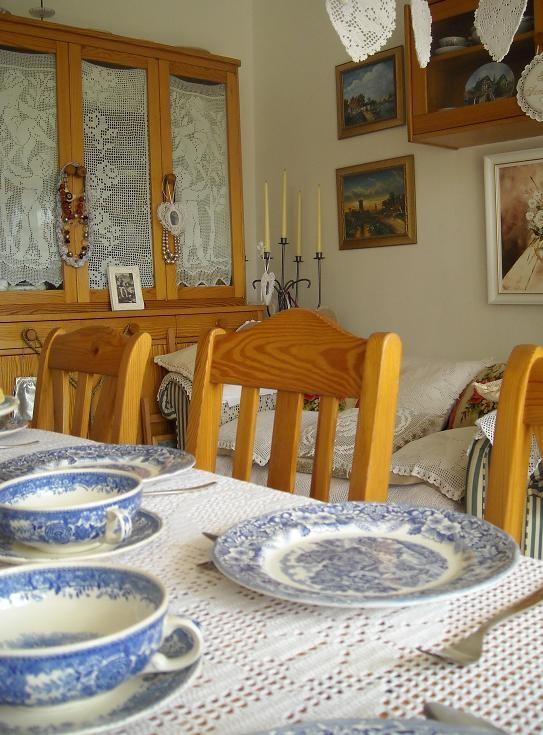 Pozostałe, Jak zmieniało się moje mieszkanie.................. - .............i moje ukochane niebieskości............