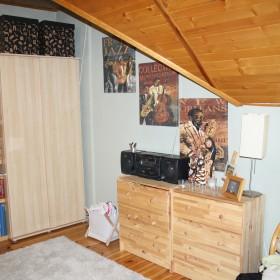 mój pokój - jeszcze u rodziców:)
