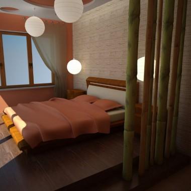 Aranżacja eko sypialni