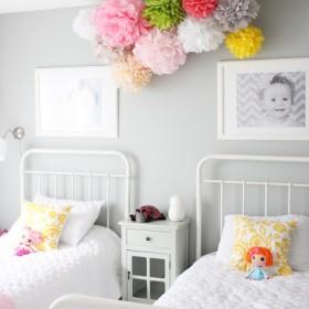Pokoje dla dziewczynkek
