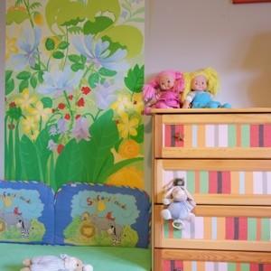 Pokój moich córeczek - Julci i Wikusi