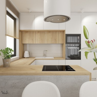 Mieszkanie 55m2 w Warszawie
