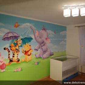 Bajki- Artystyczne Malowanie Wnętrz