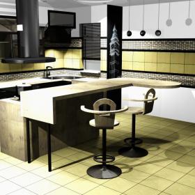 Kuchnia w stylu nowoczesnym