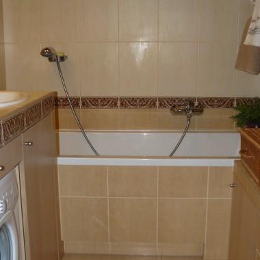 Malutka łazienka w wielkiej płycie &#x3B;)