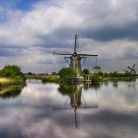 Takie mielismy lato w Holandii :)