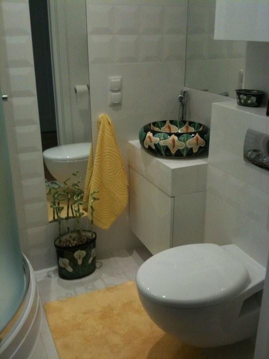 Zdjęcie 328 W Aranżacji Aranżacje Wnętrz łazienki I Kuchni