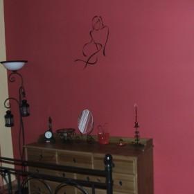 moja mała sypialnia