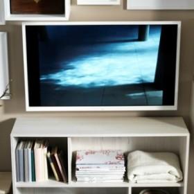 TV jako element aranżacji wnętrz