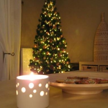 Mój domek powoli szykuje się do nadchodzących Świąt :)