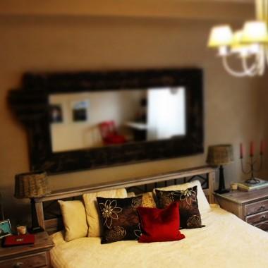 Moja sypialnia.
