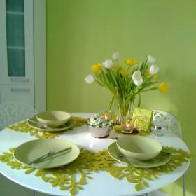 Moja kuchnia-jadalnia