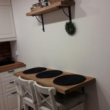 Jedno z zeszłorocznych postanowień spełnione-nowa kuchnia. Zapraszam do obejrzenia.