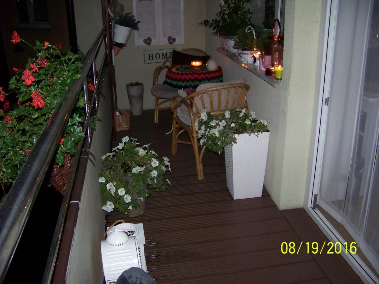 Balkon, Balkon którego nie było...