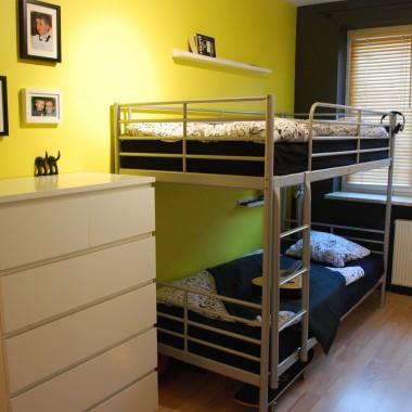 Pokój dwóch takich co skradli serce :)