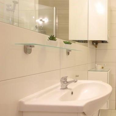 Proszę o ocenę koncepcji łazienki - całość planuje pod kątem wynajmu.