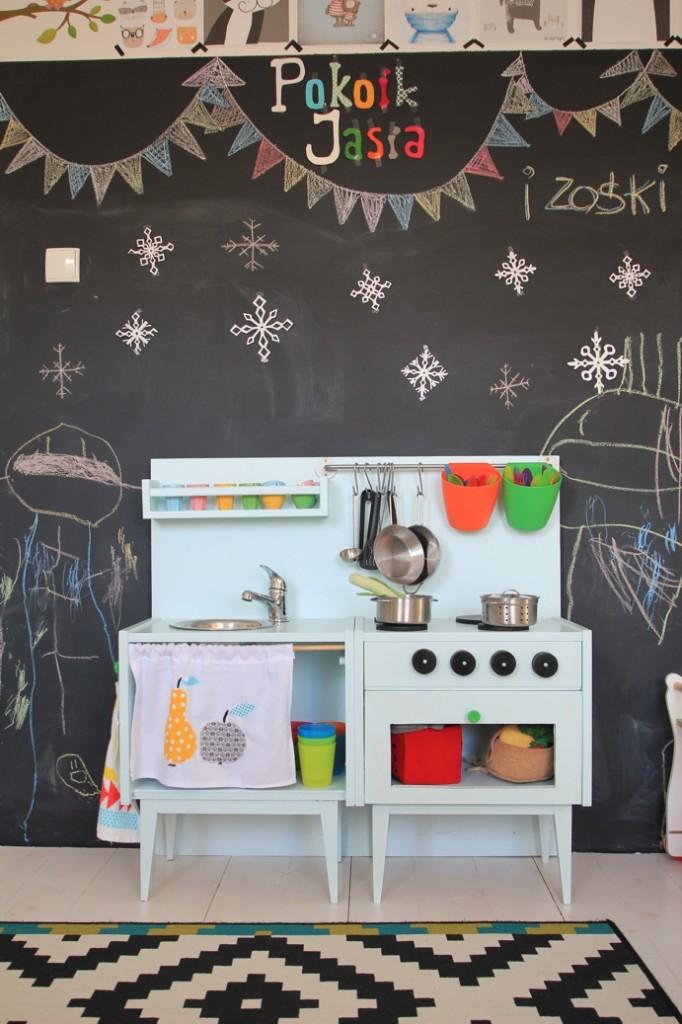 Zdjęcie 1017 W Aranżacji Pokój Dzieciaków W Ceglanym Domu