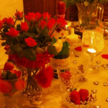 Spóźnione,ale niezapomniane Walentynki:)