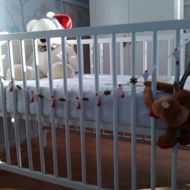 Mieszkamy u rodziców, więc nasz synuś będzie dzielił pokój z nami. Przygotowania do narodzin.