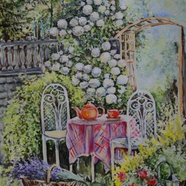 Ogród w malarstwie