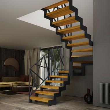 Schody z balustradą czy bez? Zobacz inspirujące przykłady