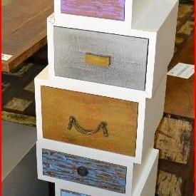 Biurko inspirowane szalonymi szufladkami :)